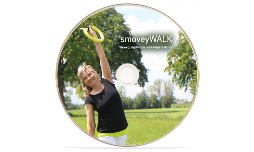 DVD smoveyWALK mit Christiane Sasse