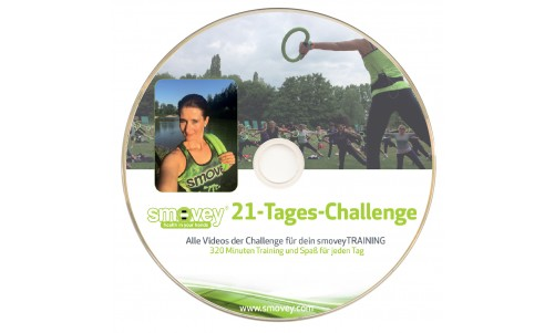 smovey21-TAGES-CHALLENGE - DOPPELDVD