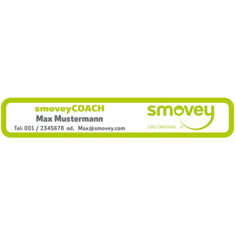 smoveyMAGNET | personalisiert